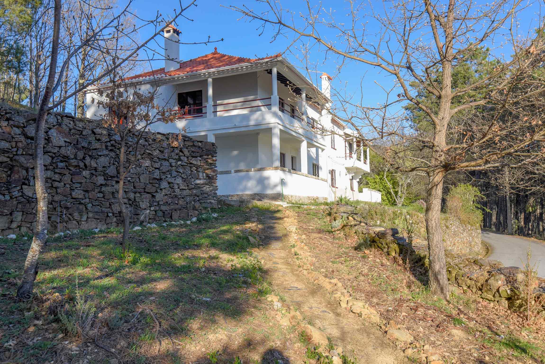 10. Covão da Ponte -» Casa Cerro da Correia