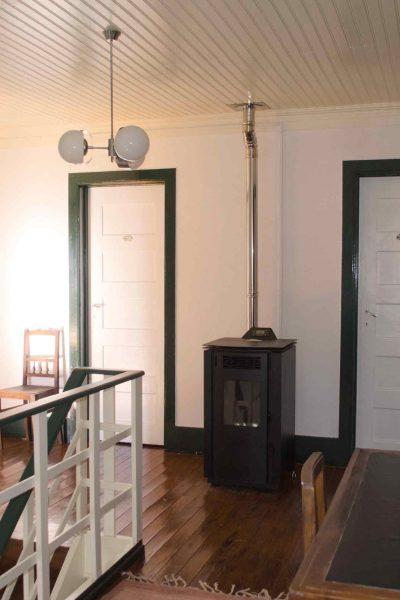Hall dos quartos (1º andar)