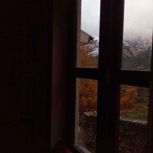 Janela quarto Bardo (neve).