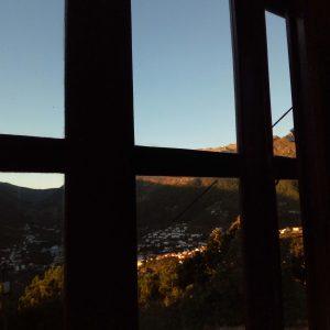 Janela quarto cabeço (amanhecer).